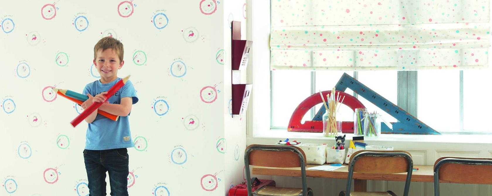 rolety do pokoju dziecka