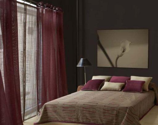 firany w sypialni na wymiar